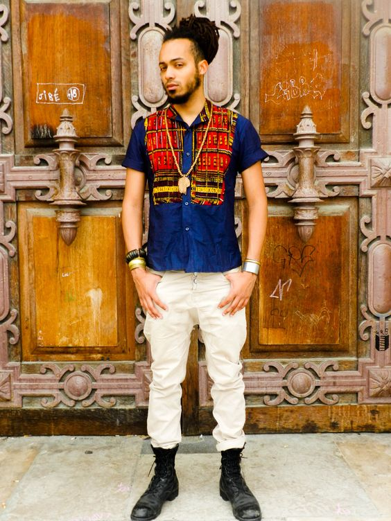 Afro Chic Les 5 Tendances Pour Homme Happy In Africa